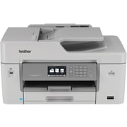 Brother MFC-J6535DW Business Smart™ Pro Wireless Color Inkjet All-In-One Printer (Uses INKvestment Cartridges)
