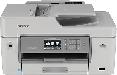Brother MFC-J6535dw Wireless Multifunction Color InkJet Printer