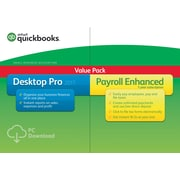 QuickBooks Desktop Pro with Enhanced Payroll 2017 (1 User) [Download]