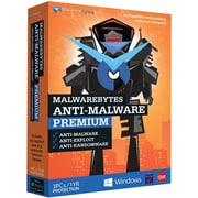 Malwarebytes Anti-Malware Premium (3 User) [Boxed]