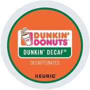 Dunkin' Donuts Keurig® K-Cup® Pods, Decaf, 16 Count