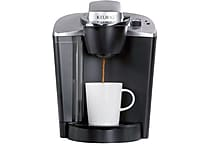 Keurig® OfficePRO® K145 Single-Cup Commercial Coffee Brewer, Black/Silver