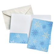 "Gartner Studios, Snowflake Giftcard Holder, 3.37"" x 5"", 3 Pack (88833)"