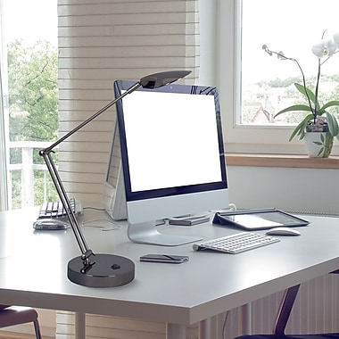 Evolution Lighting Double Reach Swing Arm Led Desk Lamp