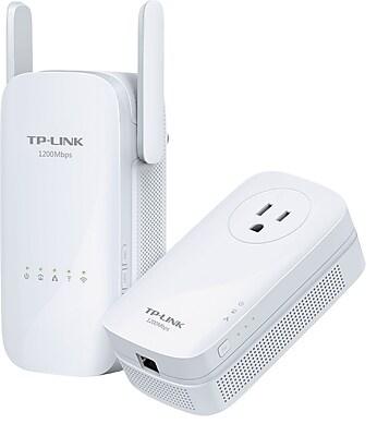 TP-LINK AV1200 Gigabit Powerline AC Wi-Fi Kit(TL-WPA8630 KIT)