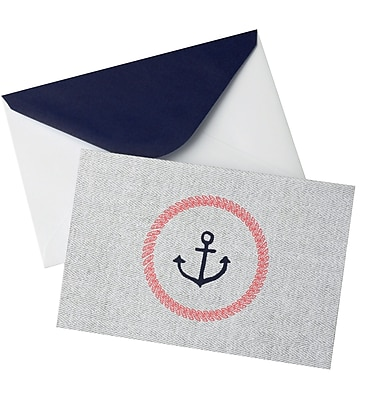 Gartner Studios, Blank Note Anchor Note, 10 Count, 4