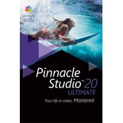 Pinnacle Studio 20 Ultimate for Windows (1 User) [Download]