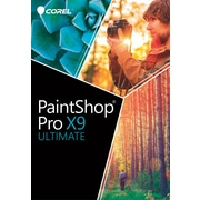 Corel PaintShop Pro X9 Ultimate for Windows (1 User) [Download]