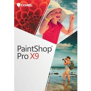 Corel PaintShop Pro X9 for Windows (1 User) [Download]