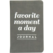 """Eccolo, Favorite Moments of the Day Journal, 4"""" x 6"""" (T320E-ST)"""