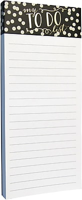 """Eccolo Magnetic """"To Do"""" List Pad (T606S-St)"""