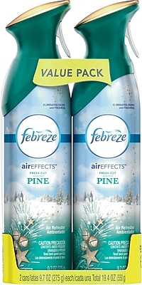 Febreze Air Effects Air Freshener Spray, Fresh-Cut