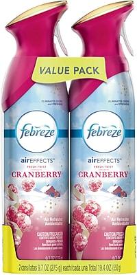 Febreze Air Effects Air Freshener Spray, Fresh-Twist