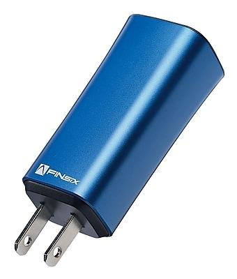 FINsix Dart 65W Universal Laptop Charger, Blue (DA65US-BL1)
