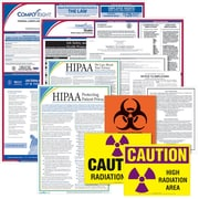 ComplyRight™ Federal & State Healthcare Public Health Poster Kit, CA - California