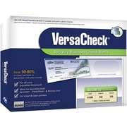 VersaCheck® Security Business Check Refills - Form #1000 -  Business Voucher - Blue Graduated - 250 Sheets