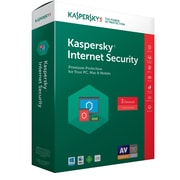 Kaspersky Internet Security 2017 for Windows, 1-3 Users (8129910)