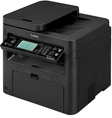 Canon® imageCLASS® MF247DW Monochrome Laser All-in-One Printer (14180C011)