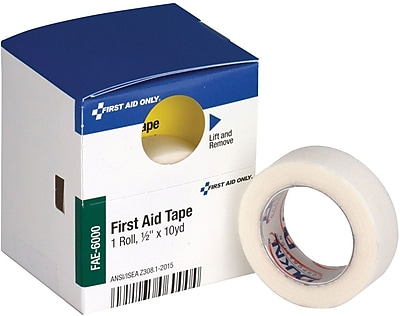 First Aid Only™ SmartCompliance First Aid Tape, 1/Box (FAE-6000)