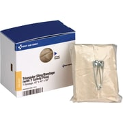 "First Aid Only® SmartCompliance® Refill 40""x 40""x 56"" Muslin Triangular Bandage, 1 Per Box (FAE-6007)"