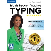 Mavis Beacon Typing DLX - Personal Edition [Boxed]