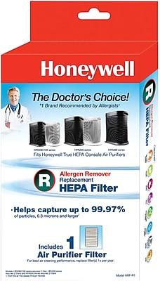 Honeywell True HEPA Replacement Filter R, 1 Pack 1023357