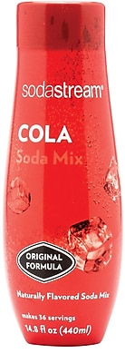 Sodastream Cola Sparkling Drink Mix, 440ml