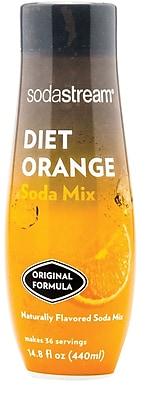 SodaStream Diet Orange Sparkling Drink Mix, 440ml