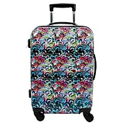 Cynthia Rowley, Hard Case Luggage, Marble (50527)