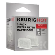 Keurig Water Filter Cartridge Refills, 2 Pack (2407403)