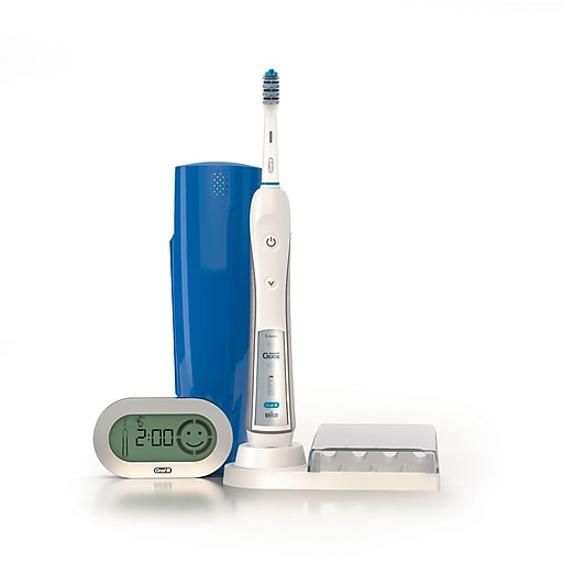 Oral B Deep Sweep Smart Guide Triaction 5000 Rechargeable Electric
