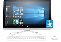 HP 24-g026 23.8' Touchscreen All-in-One Desktop PC (Intel i5 Processor, 8GB RAM Memory, 1TB Hard Drive)