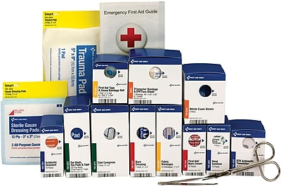 First Aid Only™ ANSI A SmartCompliance Medium First Aid Kit Refill for up to 25 People (90582)