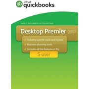 Quickbooks Desktop Premier 2017 for Windows (1-5 Users) [Download]