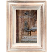 4x6 White Wash Maple Picture Frame