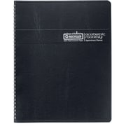 "2018, House of Doolittle, Academic Monthly Planner, 8.5"" x 11"", Black, (265-02  17)"
