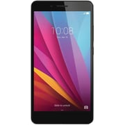 Huawei Honor 5X 16GB GSM 4G LTE Octa-core Android Phone w/ 13 MP Camera - Gray