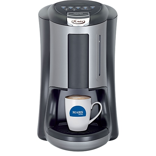 FLAVIA® CREATION 200 Single Serve Coffee Maker, Black (MDRF1NA)
