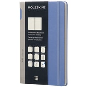 Moleskine Professional Notebook, Large, Ruled, Lavender Violet