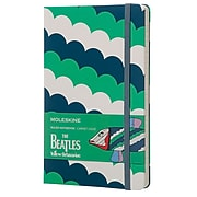 Moleskine, Limited Edition Notebook, The Beatles, Large, Ruled, White - Fish (851565)
