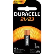 Duracell® MN21 Alkaline Battery, 1/Pack