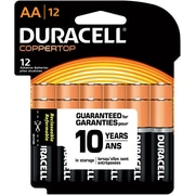 "Duracell® Alkaline ""AA"" Batteries, 12-Pack"