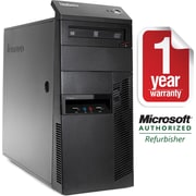 Refurbished Lenovo M90 Tower Core i5 3.2Ghz 4GB RAM 1TB HDD Windows 10 Pro