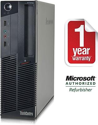 Refurbished Lenovo M90 SFF Desktop Core i3 2.93Ghz 4GB RAM 250GB HDD Windows 10 Pro