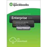 Quickbooks Desktop Enterprise Silver 2017 for Windows (1 User) [Download]