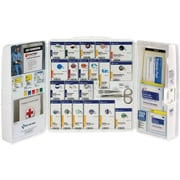 First Aid Only® Large SmartCompliance® General Workplace Cabinet, Without Medications, 50 Person (1001-FAE-0103)