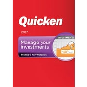 Quicken Premier 2017 for Windows (1 User) [Download]