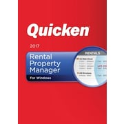 Quicken Rental Property Manager 2017 for Windows (1 User) [Download]
