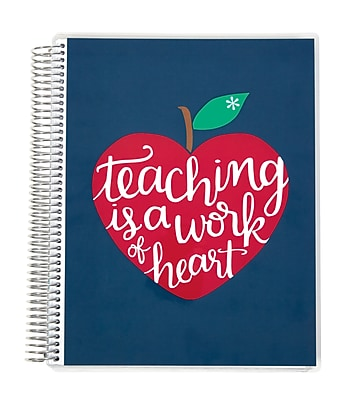 Erin Condren 2016-2017 Teacher Planner-Work of Heart (2427061)