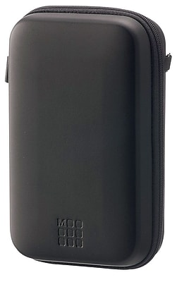 Moleskine, Journey Hard Pouch, Medium, Black (895162)
